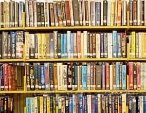 WebMom's Bookshelves